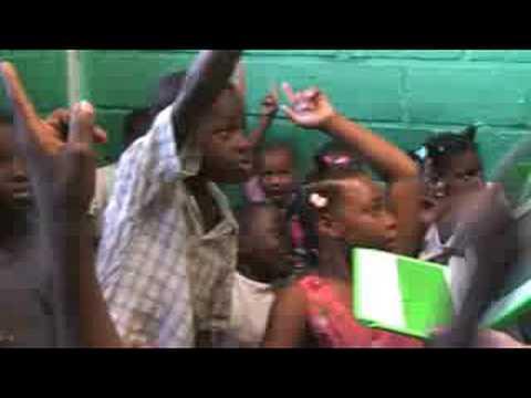 5. Waveplace in Haiti:  Susie Shows the XO