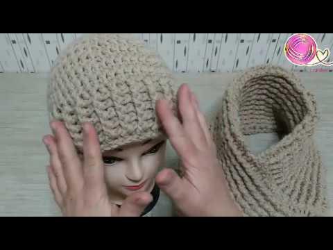 Uncinetto Facile E Veloce Cappello Caldo Inverno Youtube