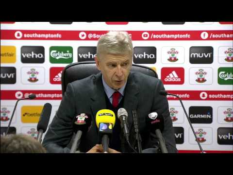 Arsene Wenger: Southampton's 1st 3 goals should not have counted