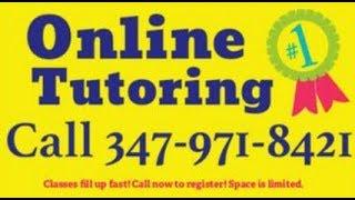 New York State Test Prep + Homework Help! Manhattan, Brooklyn, Queens, Staten Island & the Bronx!
