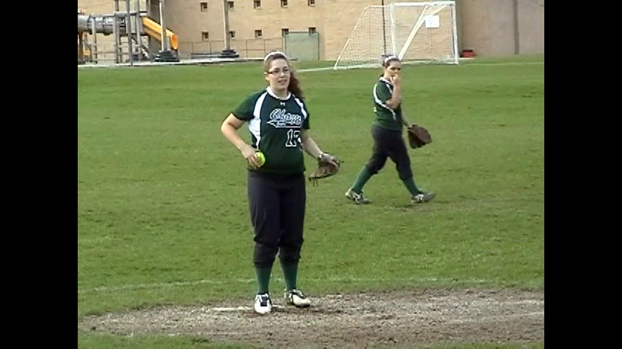 Chazy - ELCS Softball  4-29-11