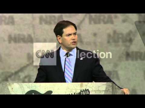 NRA: RUBIO- RADICAL ISLAM