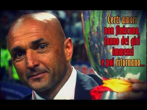 Bentornato Spalletti! Welcome back Luciano!
