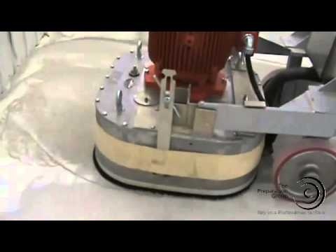 PPC Surface Grinding Method