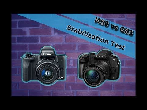 How good is the Image stabilization in these cameras???
