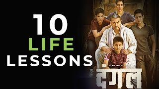 TOP 10 LIFE LESSONS FROM MOVIE - DANGAL