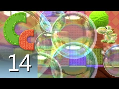Yoshi's Woolly World – Episode 14: Big Montgomery's Bubble Fort