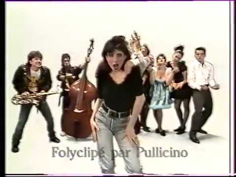 "LIANE FOLY - Clip ""Chéri"" (1988)"