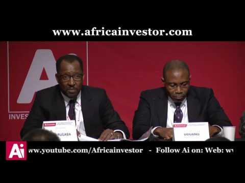 Richard Byarugaba, MD, NSSF Uganda - The Ai CEO Institutional Investment Summit 2015