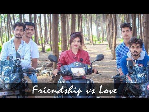 Love v/s dosti | pyaar ek dhoka hai | watch till the end🙏
