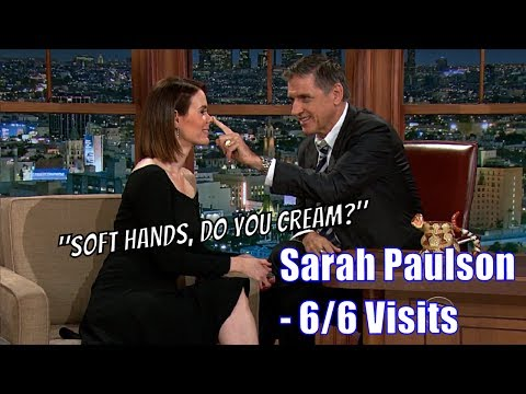 """Sarah Paulson - """"I Like Touching You"""" - 6/6 Visits In Chronological Order [720-1080p]"""