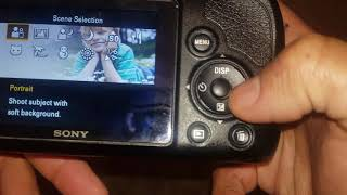Sony Cybershot H400 How to Guide Button and Ports Layout Explained