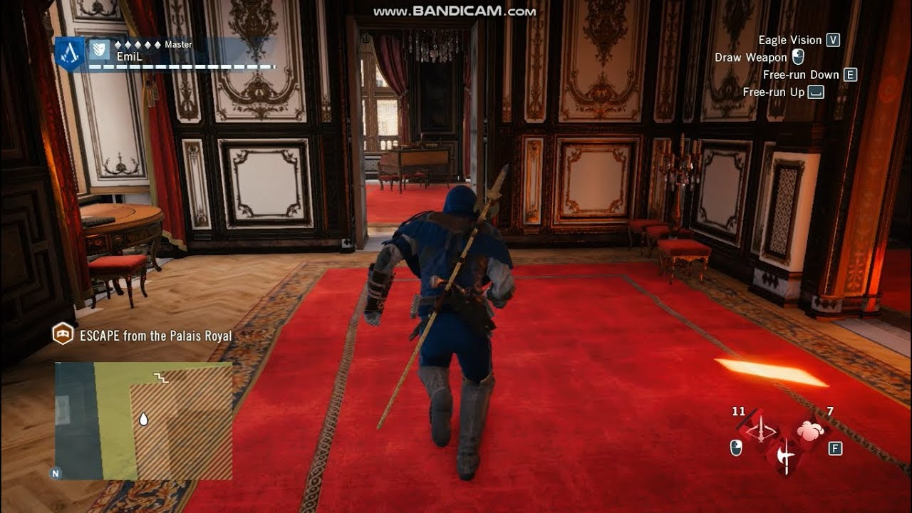 Assassin S Creed Unity The Party Palace Heist Mission