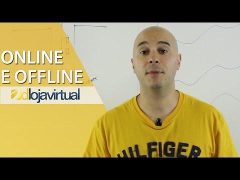 A Diferença de uma loja virtual e uma loja física | D Loja Virtual