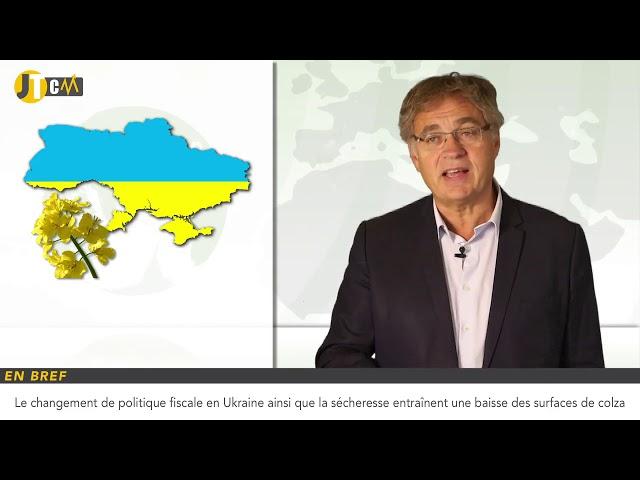 Les récoltes de maïs prennent du retard en France !