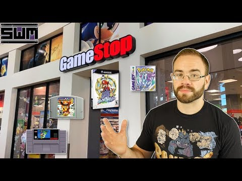 Is This What GameStop's Retro Game Stores Could Look Like?
