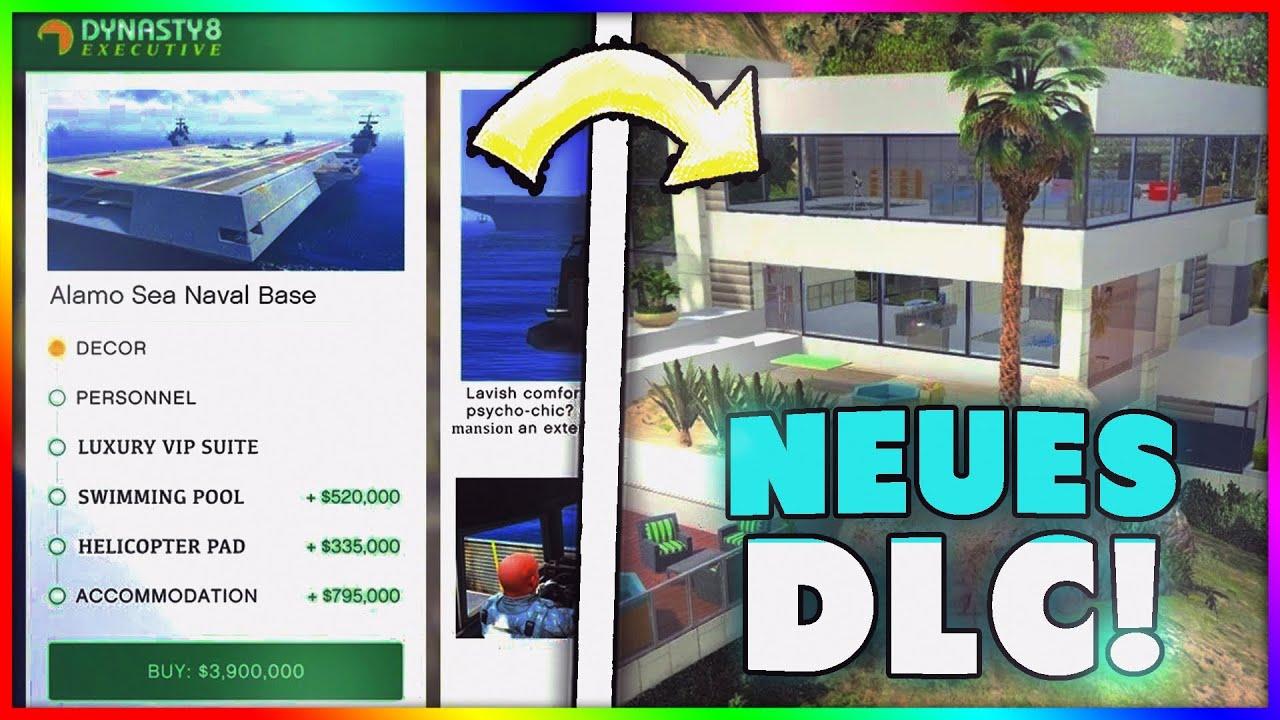 NEUES MEGA GTA 5 ONLINE DLC KOMMT BALD! (GTA 5 DLC News)