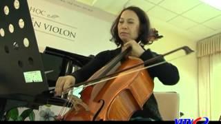 VITV - Art World - Đàn Cello - Sức hấp dẫn từ những thanh âm trầm lắng