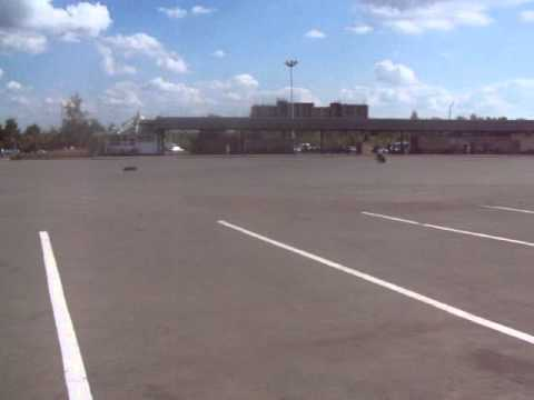 Набережные Челны, Автовокзал за забором, 21.08.2013