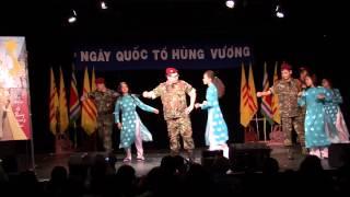 GTHV 2015 part 9: Màu Mũ Anh, Màu Áo Em