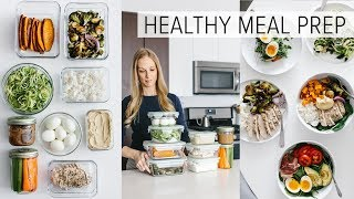 Download MEAL PREP | 9 ingredients for flexible, healthy recipes Mp3 and Videos
