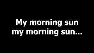 Robin Thicke-morning sun lyrics