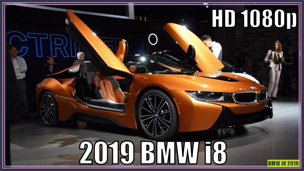 I8 Exterior: New 2019 BMW I8 Roadster Review - Interior