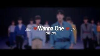 Wanna One - 묻고싶다 (One Love) | Terjemahan Indo