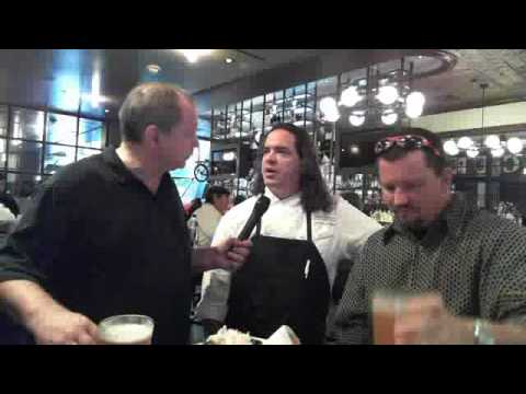 Food Pairing with Craft Beer Chef at Todd English Pub at CityCenter, Las Vegas