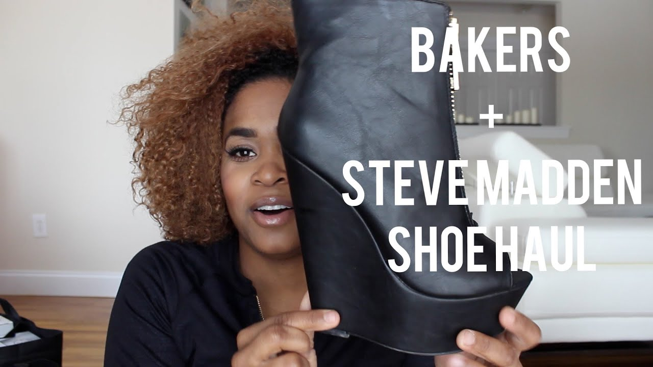 Bakers and Steve Madden Shoes!