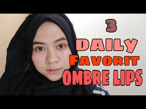 #tutorial-#ombre-#lips-tutorial-ombre-lips-untuk-sehari-hari-!!