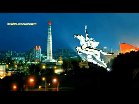 North Korean Song: Chollima on the Wing - Instrumental
