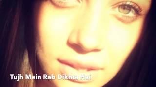 Tujh Mein Rab Dikhta Hai Female Cover