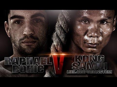 THAI FIGHT 2015 April 4 CRMA Kongsamui vs Raphael Bohic