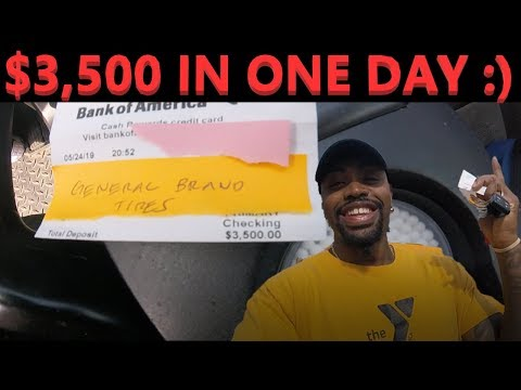 $3,500 In One Day How To Make Money From Home VarVarVlogs