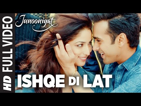Ishqe Di Lat Full Video Song | Junooniyat...