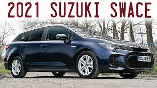 2021 Suzuki Swace Goes for a Drive - Modern Monday