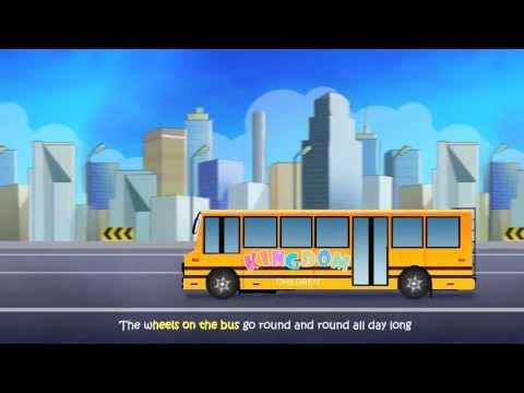 The Wheels On The Bus - Popular Nursery Rhymes and Children Songs. Miller Luwoye