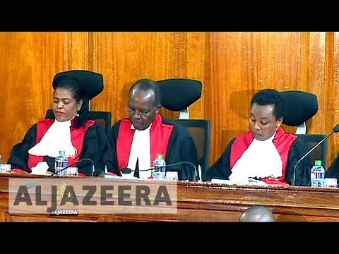 Kenya: Supreme Court to rule over disputed presidential election