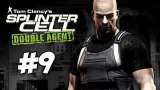 Splinter Cell Double Agent Walkthrough | No Commentary | Part 9 | Mission 9: Kinshasa (HD 60fps)