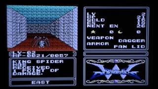 Double Dungeons AZWC Review for the Turbografx-16
