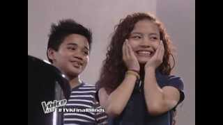 THE VOICE Kids Philippines: Team Lea Battle Pairing Group 1