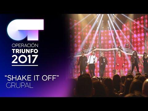 SHAKE IT OFF - Grupal | OT 2017 | Gala 8