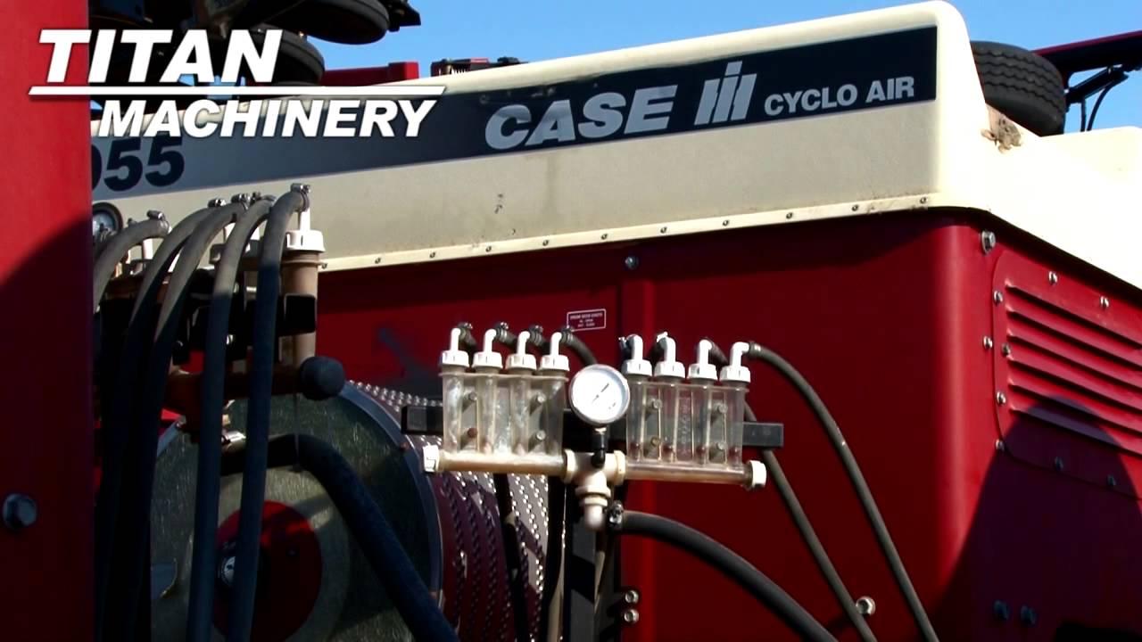 Case Ih 955 Planter Sold On Els Youtube