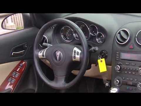 2007 Pontiac G6 GT Convertible Start up and walk around