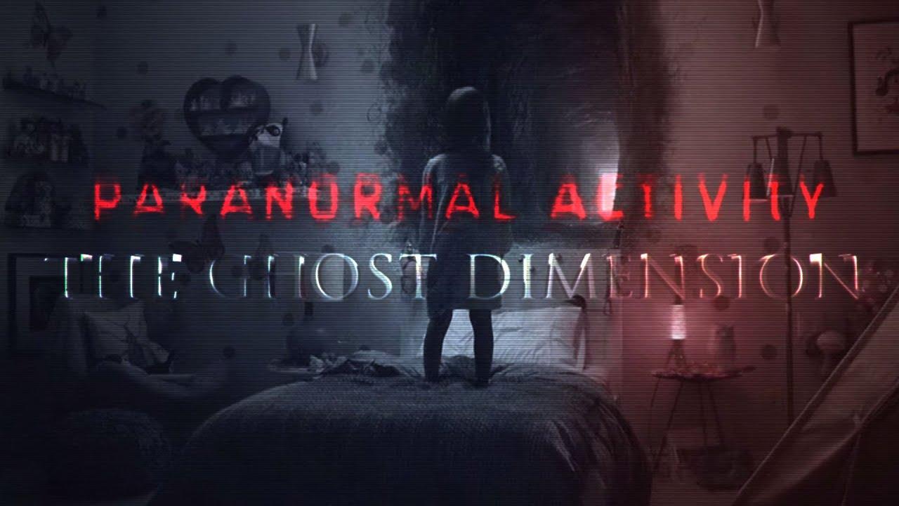 paranormal activity ghost dimension kinox
