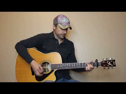 Lonely One - Luke Combs - Guitar Lesson | Tutorial