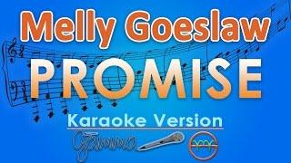 Melly Goeslaw - Promise (Karaoke) | GMusic