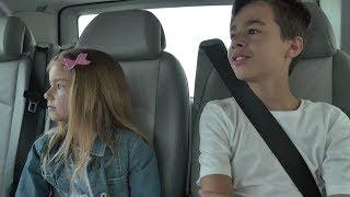 Kids United Nouvelle Génération - Nathan et Valentina pour la première fois sur scène