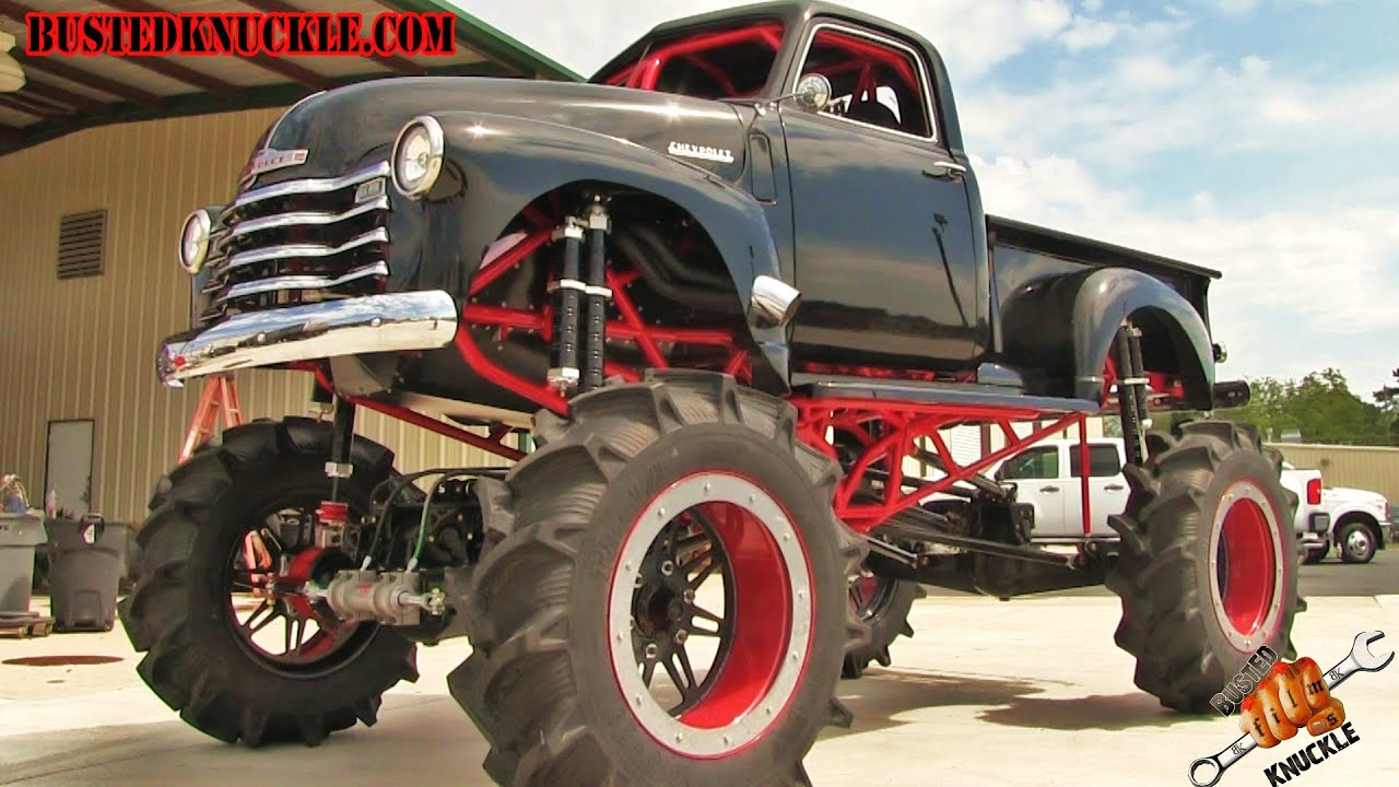 1300 Horsepower Sick 50 Mega Mud Truck Youtube